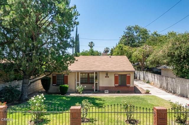 526 W Altadena Drive, Altadena, CA 91001 (#P1-5270) :: Zen Ziejewski and Team
