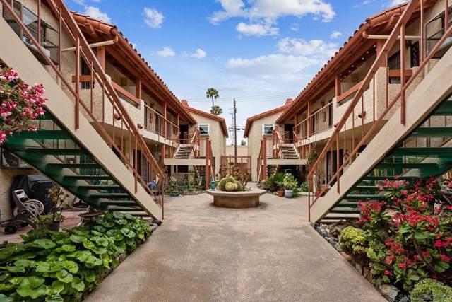3988 Iowa #9, San Diego, CA 92104 (#210016741) :: Powerhouse Real Estate