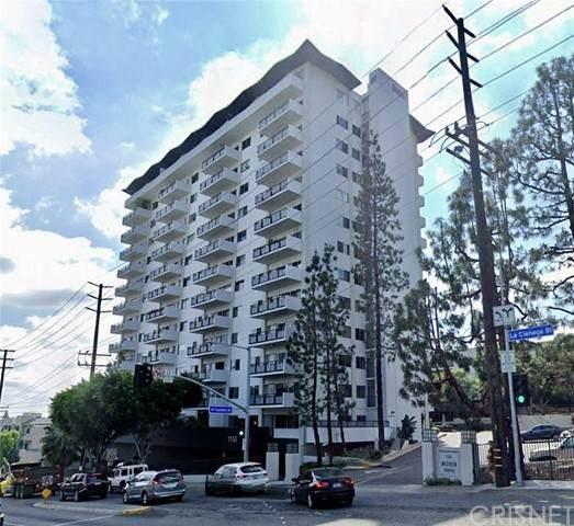 1155 N La Cienega Boulevard #707, West Hollywood, CA 90069 (#SR21131476) :: Powerhouse Real Estate