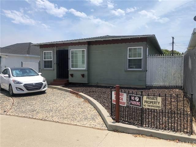 859 W 9th Street, San Pedro, CA 90731 (#SB21131472) :: Wendy Rich-Soto and Associates