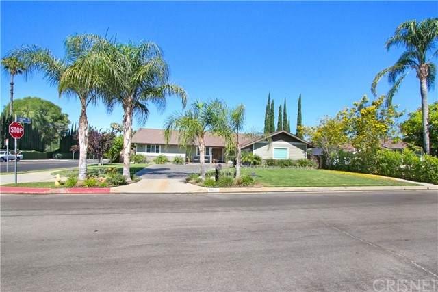 9901 Calvin Avenue, Northridge, CA 91324 (#SR21131350) :: Zember Realty Group