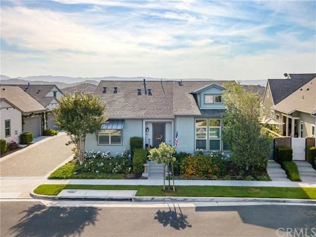 87 Listo Street, Rancho Mission Viejo, CA 92694 (#OC21131467) :: Berkshire Hathaway HomeServices California Properties