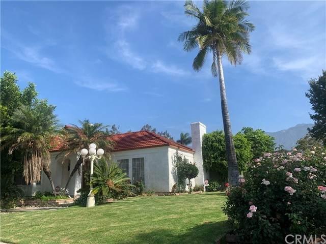 515 N Altura Road, Arcadia, CA 91007 (#PF21131471) :: Blake Cory Home Selling Team