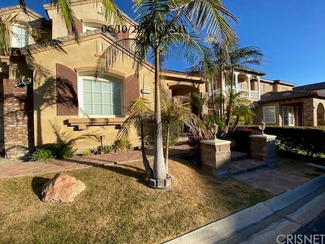 5812 Indian Pointe Drive, Simi Valley, CA 93063 (MLS #SR21131499) :: The Zia Group