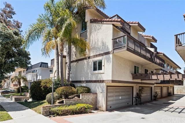 410 N Broadway A, Redondo Beach, CA 90277 (#SB21123673) :: Powerhouse Real Estate