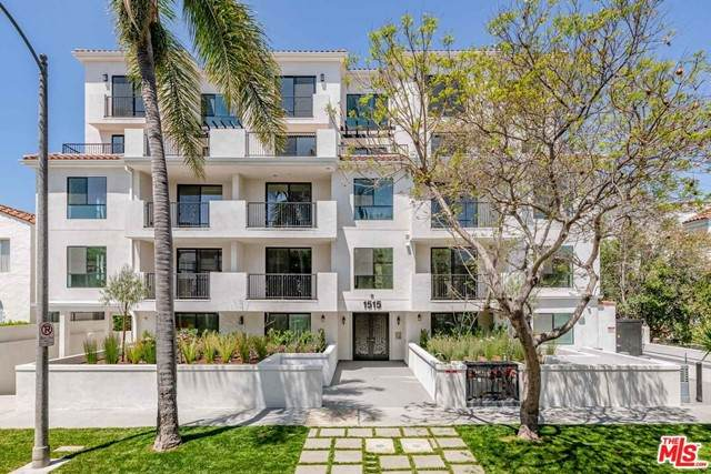 1515 S Holt #205, Los Angeles (City), CA 90035 (#21702354) :: Necol Realty Group