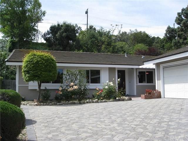 26653 Whitehorn Drive, Rancho Palos Verdes, CA 90275 (#PV21129583) :: Go Gabby