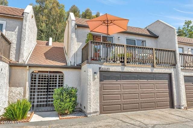 15643 Viewridge Lane #70, Granada Hills, CA 91344 (#221003297) :: Team Forss Realty Group