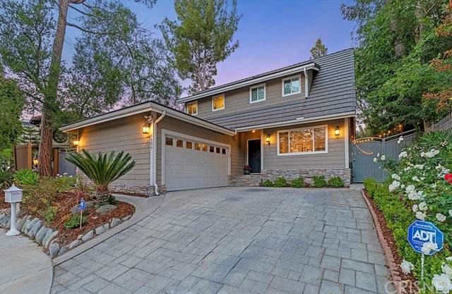 4604 Hurford Terrace, Encino, CA 91436 (#SR21131558) :: Zen Ziejewski and Team
