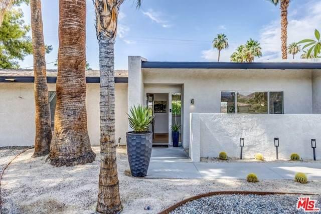 650 E Mesquite Avenue, Palm Springs, CA 92264 (#21749978) :: Blake Cory Home Selling Team