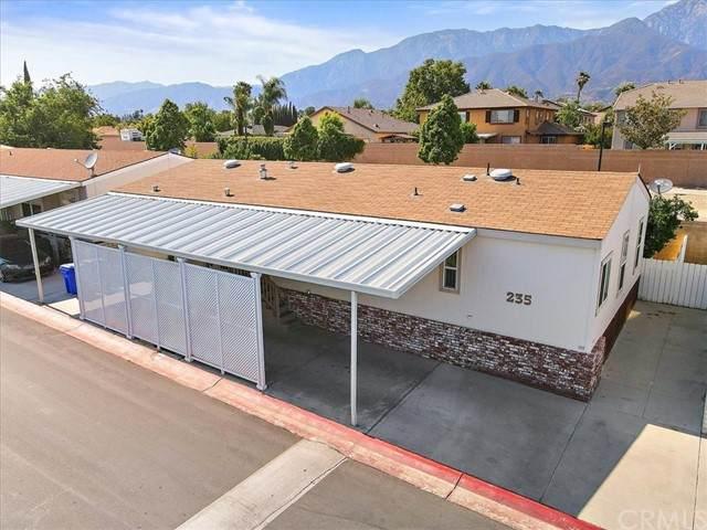 10350 Baseline Road #235, Rancho Cucamonga, CA 91701 (#CV21119253) :: RE/MAX Masters