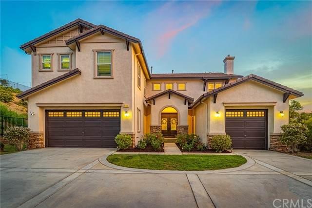 2720 Woodbine, Palmdale, CA 93551 (#MC21129496) :: Zember Realty Group