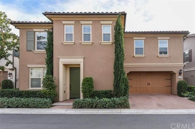 103 Coyote Brush, Irvine, CA 92618 (MLS #OC21129262) :: Desert Area Homes For Sale