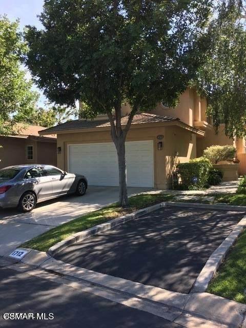 1712 Shady Brook Drive, Thousand Oaks, CA 91362 (#221003301) :: Zen Ziejewski and Team