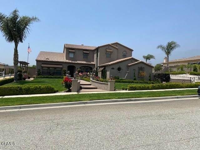 6154 Laurel Blossom Place, Rancho Cucamonga, CA 91739 (#P1-5274) :: Zen Ziejewski and Team