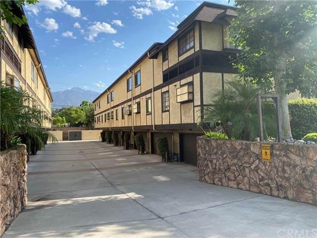 881 W Huntington Drive B, Arcadia, CA 91007 (#WS21128885) :: Zember Realty Group