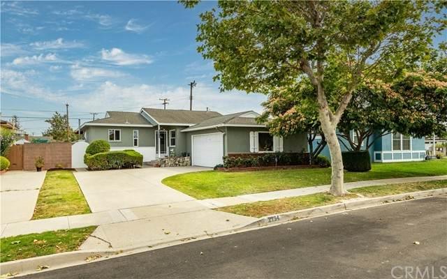 2134 W 166th Place, Torrance, CA 90504 (#SB21130823) :: The Kohler Group