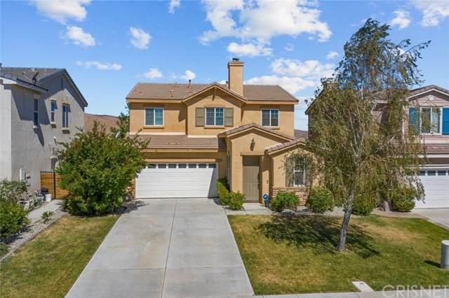 37829 Magnolia Lane, Palmdale, CA 93551 (#SR21128719) :: Zember Realty Group