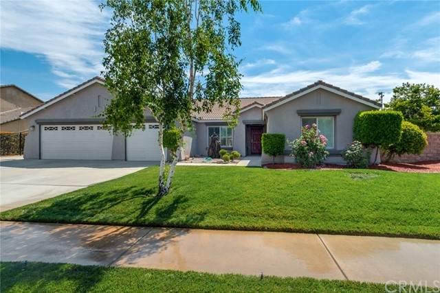 12941 Rhonda Fleming Court, Yucaipa, CA 92399 (#EV21131487) :: RE/MAX Empire Properties
