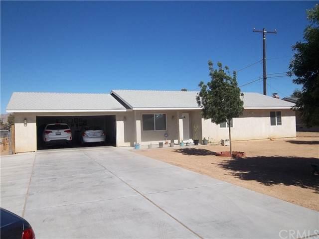 14071 Pawnee Road, Apple Valley, CA 92307 (#TR21131336) :: The Kohler Group