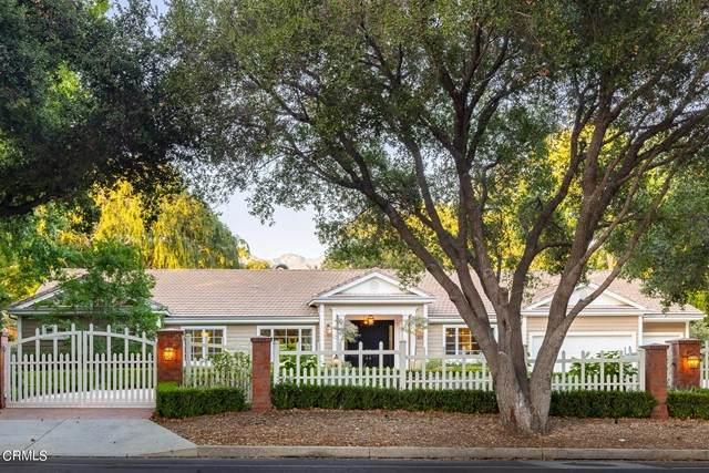 1313 Descanso Drive, La Canada Flintridge, CA 91011 (#P1-5276) :: Powerhouse Real Estate