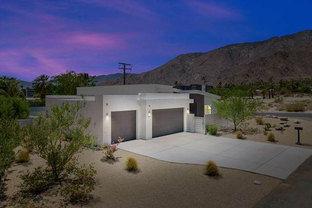 499 W Dominguez Road, Palm Springs, CA 92262 (#219063653PS) :: Powerhouse Real Estate