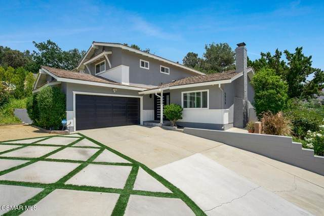 5956 Wheelhouse Lane, Agoura Hills, CA 91301 (#221003304) :: Blake Cory Home Selling Team