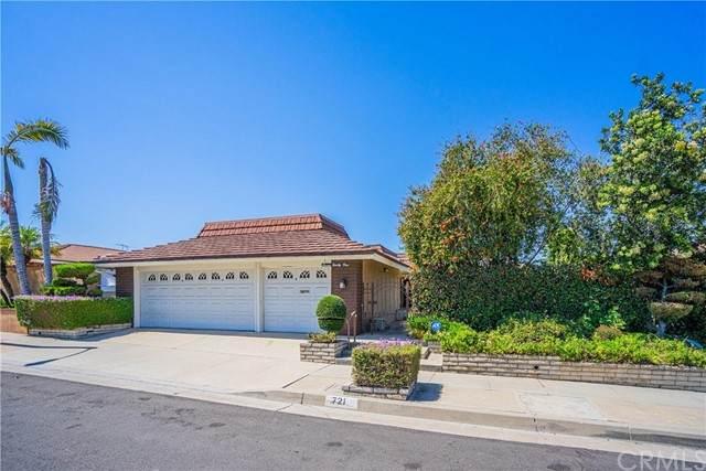 721 W Wedgewood Lane, La Habra, CA 90631 (#PW21129637) :: Swack Real Estate Group | Keller Williams Realty Central Coast