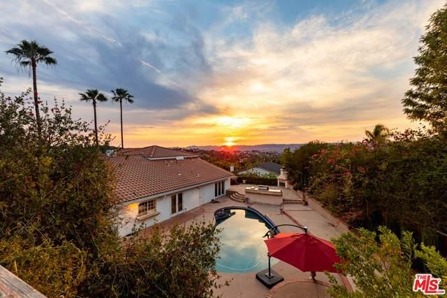 4424 Deanwood Drive, Woodland Hills, CA 91364 (#21745664) :: Steele Canyon Realty