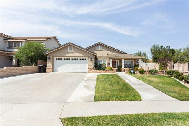 812 Big Spring Court, Corona, CA 92878 (#PW21129363) :: Zember Realty Group