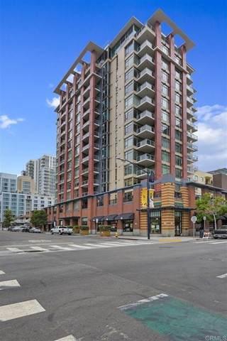 427 9th Avenue #408, San Diego, CA 92101 (#NDP2107011) :: Powerhouse Real Estate
