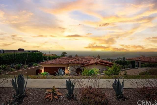30065 Via Victoria, Rancho Palos Verdes, CA 90275 (#SB21130900) :: Go Gabby