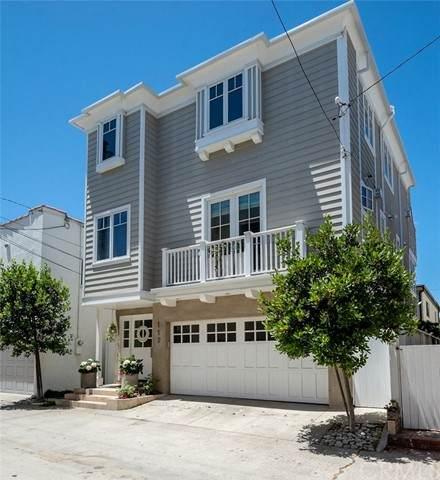 117 Crest Drive, Manhattan Beach, CA 90266 (#SB21131893) :: Go Gabby