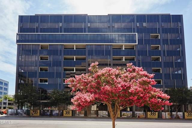 388 Cordova Street #604, Pasadena, CA 91101 (#P1-5278) :: Powerhouse Real Estate