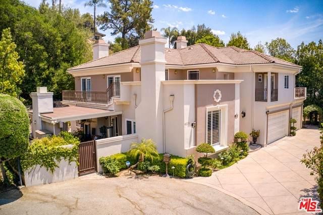 4220 Old Topanga Canyon Road, Calabasas, CA 91302 (#21750348) :: Powerhouse Real Estate