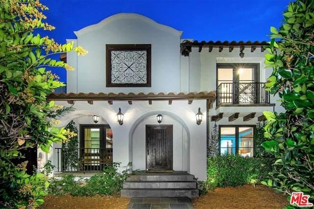 635 N Martel Avenue, Los Angeles (City), CA 90036 (#21750364) :: RE/MAX Empire Properties