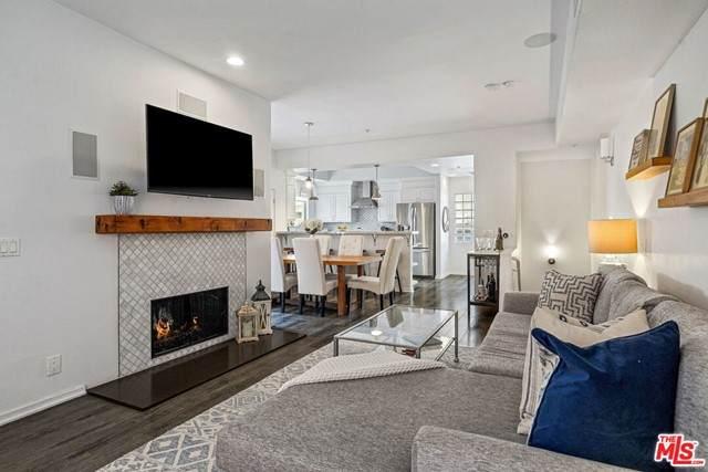 1531 12Th Street #104, Santa Monica, CA 90401 (#21747614) :: RE/MAX Empire Properties