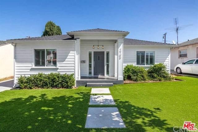 2705 Robinson Street, Redondo Beach, CA 90278 (#SB21127805) :: Powerhouse Real Estate