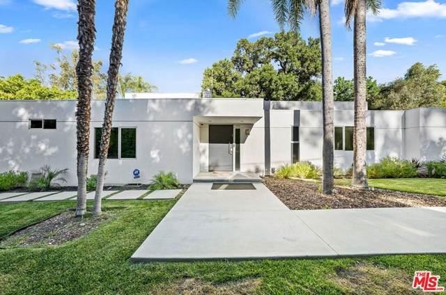 4570 S Comber Avenue, Encino, CA 91316 (#21750380) :: Zen Ziejewski and Team
