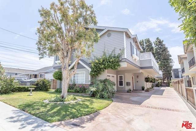 2120 Rockefeller Lane B, Redondo Beach, CA 90278 (#21749870) :: Go Gabby