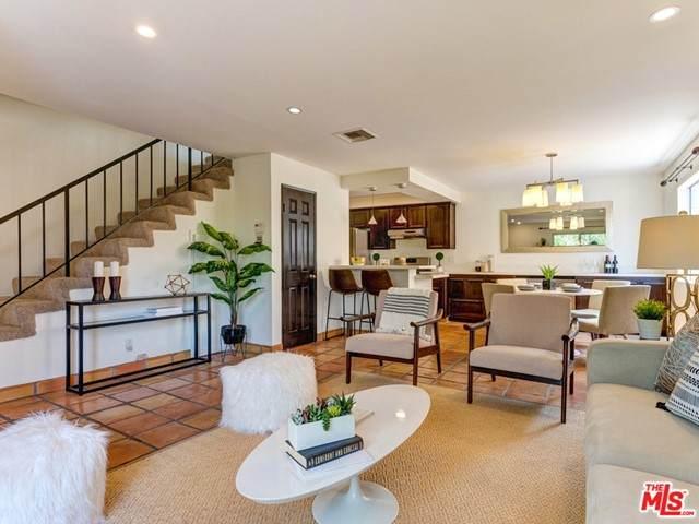 1040 N Gardner Street #10, West Hollywood, CA 90046 (#21750384) :: Powerhouse Real Estate