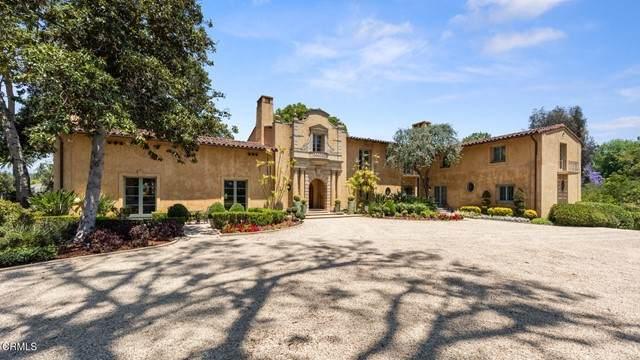 600 Burleigh Drive, Pasadena, CA 91105 (#P1-5280) :: Powerhouse Real Estate