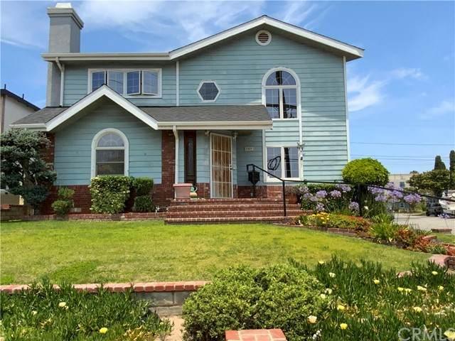 1307 E Walnut Avenue, El Segundo, CA 90245 (#SB21131950) :: Bathurst Coastal Properties