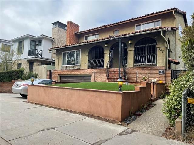 947 20th Street, Santa Monica, CA 90403 (#DW21131995) :: RE/MAX Empire Properties