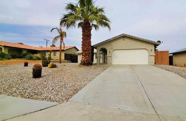 13420 Inaja Street, Desert Hot Springs, CA 92240 (#219063660DA) :: Go Gabby