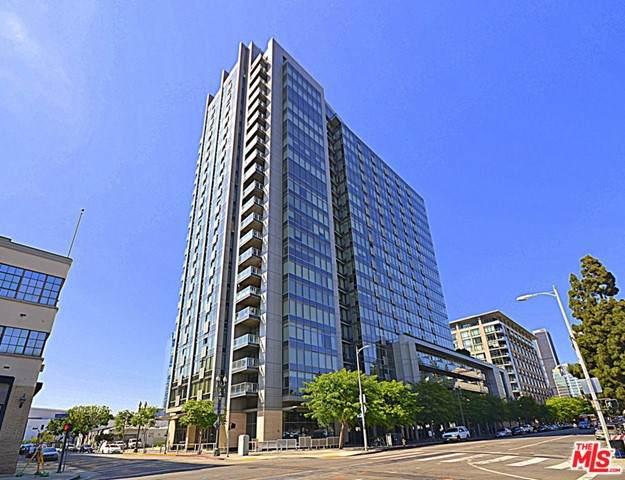 1155 S Grand Avenue #1402, Los Angeles (City), CA 90015 (MLS #21750440) :: Desert Area Homes For Sale