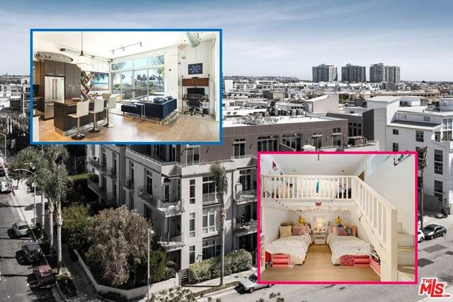 13320 Beach Avenue #303, Marina Del Rey, CA 90292 (#21750382) :: The Marelly Group | Sentry Residential