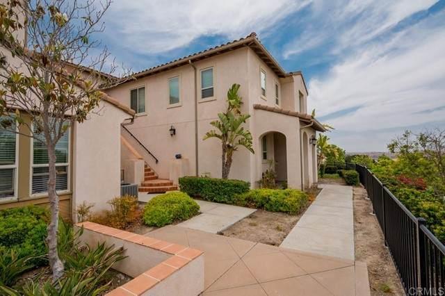 1802 Talmadge Drive #6, Chula Vista, CA 91915 (#PTP2104237) :: Powerhouse Real Estate