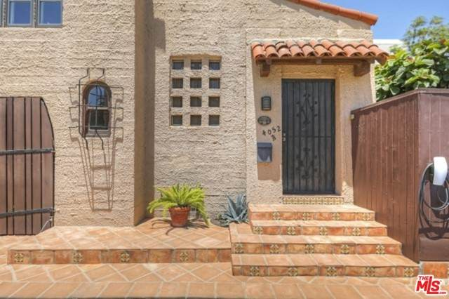4052 Lafayette Place B, Culver City, CA 90232 (MLS #21749918) :: Desert Area Homes For Sale