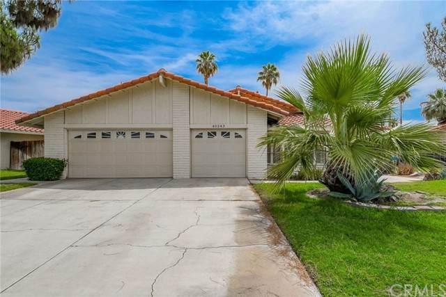 40243 Sagewood Drive, Palm Desert, CA 92260 (#IG21132013) :: American Real Estate List & Sell